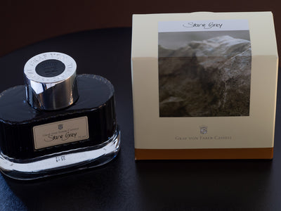 Graf von Faber-Castell Stone Grey - 75ml - Fountain Pen Ink
