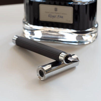 Graf von Faber-Castell Tamitio Fountain Pen Black