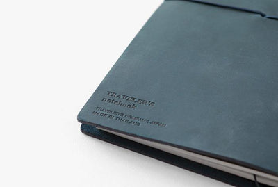 travelers notebook blue australia
