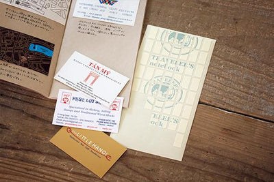 travelers notebook 010 Refill - Double Sided Stickers - Australia