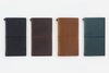 leather journal colours