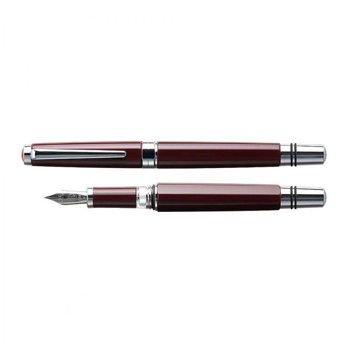 TWSBI Classic Fountain Pen - Burgundy