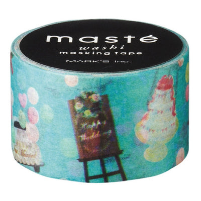 Maste Washi Tape Wedding