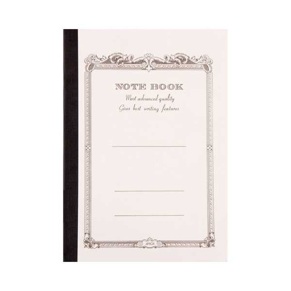 Notebook A5 size CD11 - White - Lined