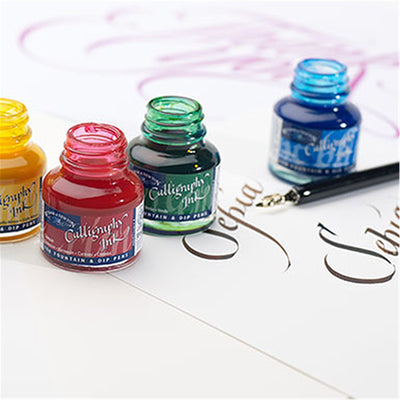 Winsor & Newton - 30ml - Fountain Pen & Calligraphy Ink