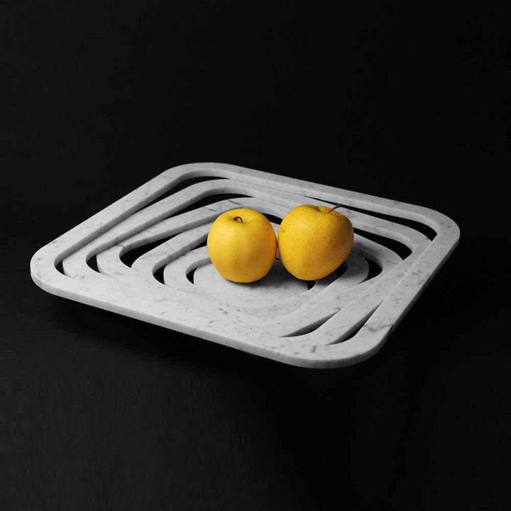 Ring, Marble Fruit Bowl by Ulian Paolo e Ratti Moreno - Fp Art Online