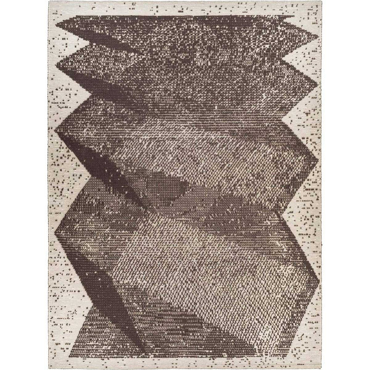 AF153 #1, Wool cotton and silk carpet by Mariantonia Urru - Fp Art Online