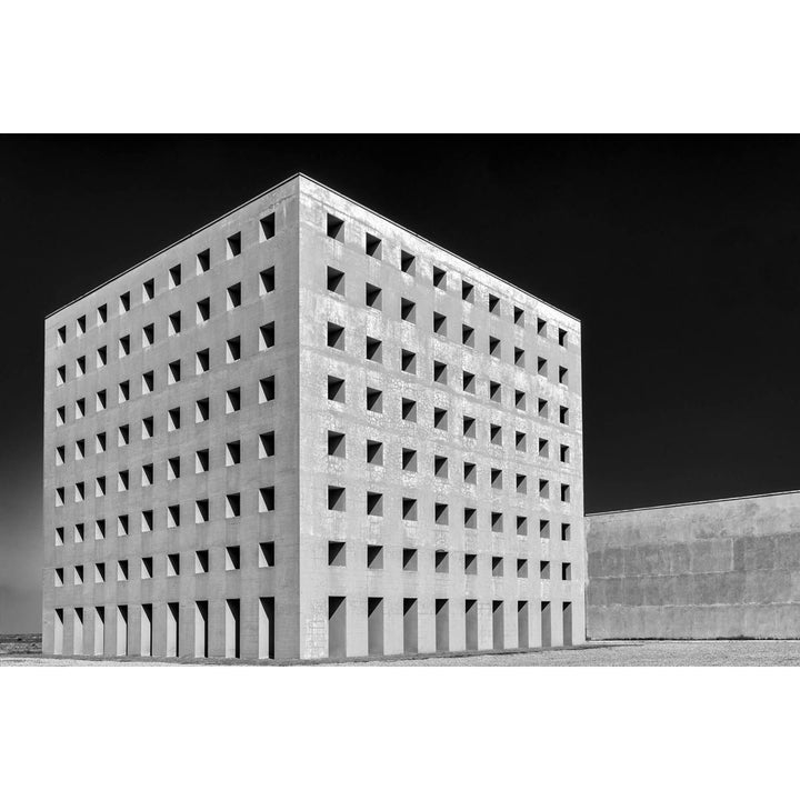 Arquitectonica #1 bis, Fine art print on Hahnemuhle cotton paper by Pollini Gianluca - Fp Art Online