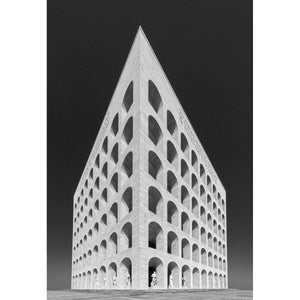 Arquitectonica #16 bis, Fine art print on Hahnemuhle cotton paper by Pollini Gianluca - Fp Art Online