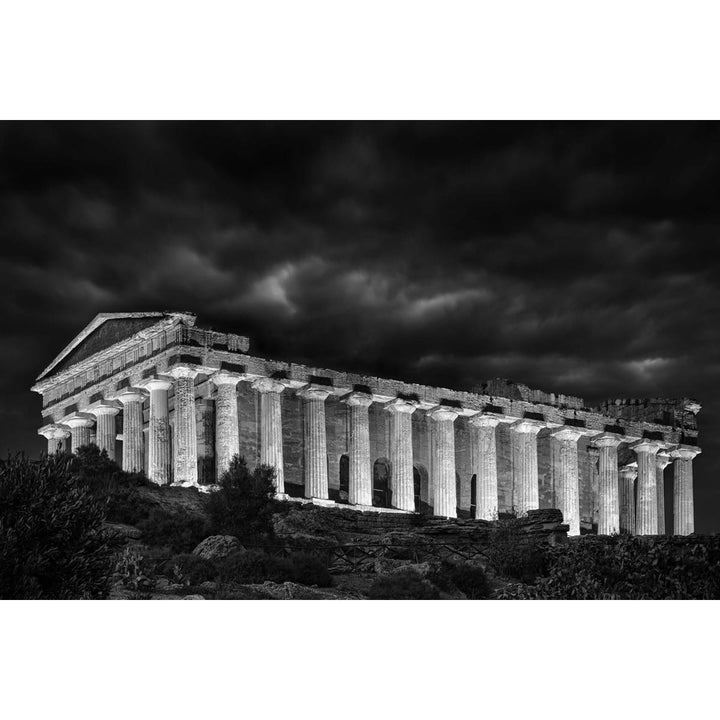 Agrigento Valle dei Templi #2, Fine art print on Hahnemuhle cotton paper by Pollini Gianluca - Fp Art Online