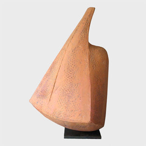 Fedra, Terracotta vase by Bucher Gianni - Fp Art Online