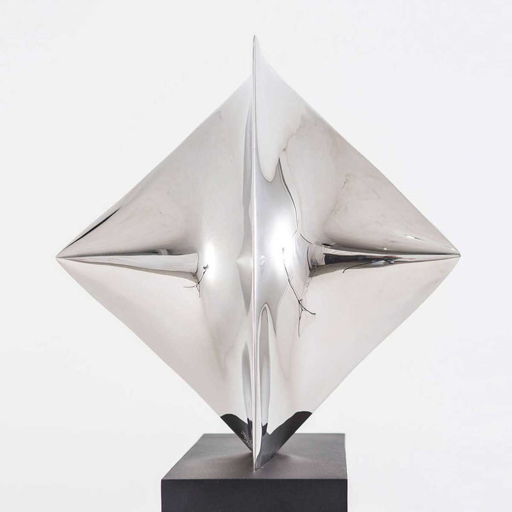 Insieme II, Steel  sculpture by Vélez Gustavo - Fp Art Online