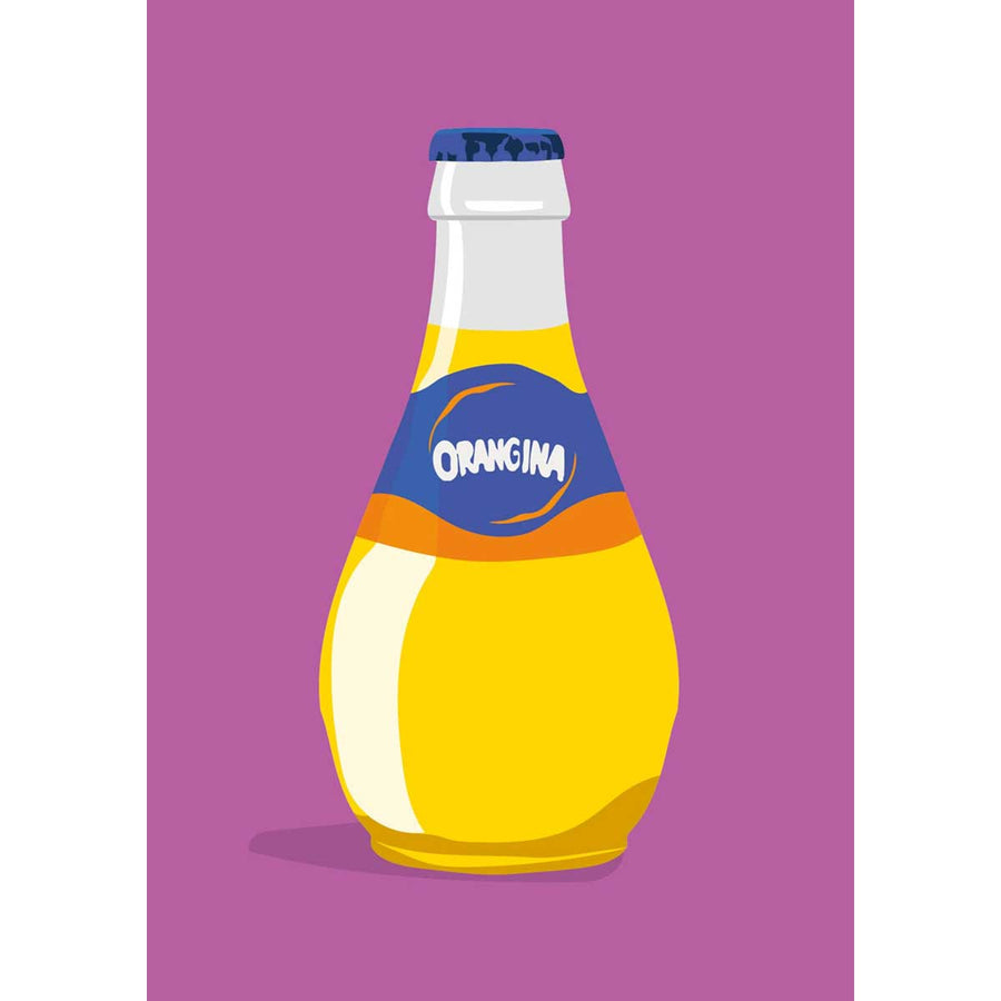 Orangina 3, High-quality printing on plexiglass or aluminium by Ghirlanda Cristiano - Fp Art Online