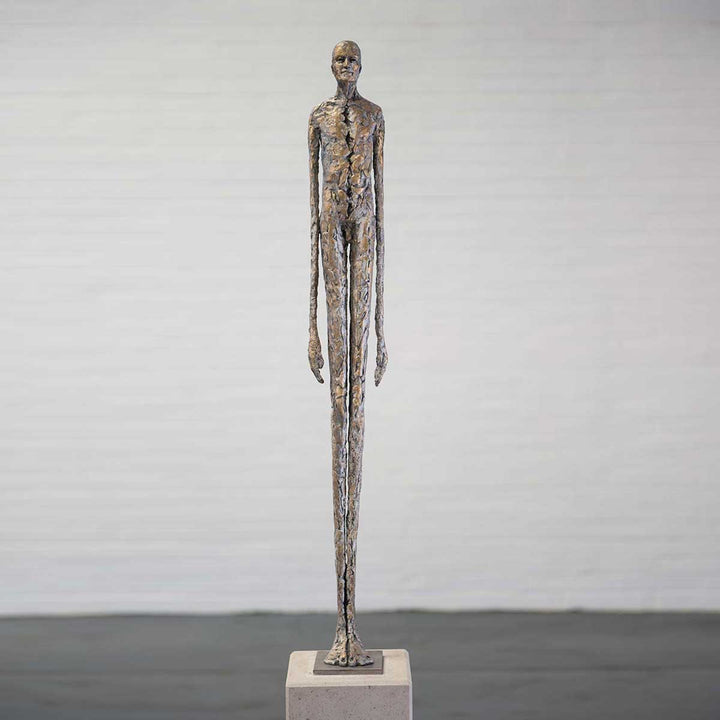 Timeless Male, Foundry bronze sculpture by O'Connor John - Fp Art Online