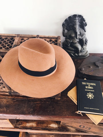Sienna Tan Hat