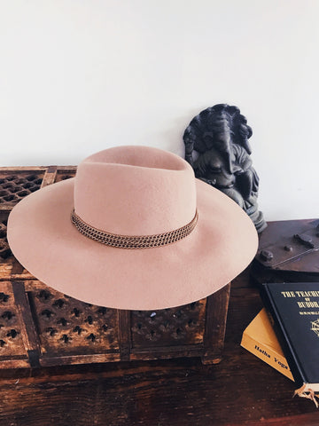 Liberty Hat ~ Tan