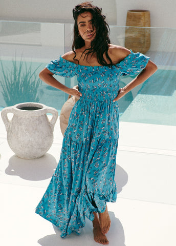 Amara Maxi Dress - Jaase- Size 6-16