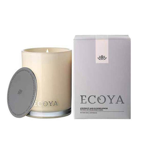 ECOYA COCONUT & ELDERFLOWER Madison Jar