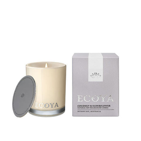 ECOYA COCONUT & ELDERFLOWER Mini Madison Jar