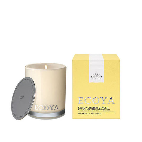 ECOYA LEMONGRASS & GINGER Mini Madison Jar