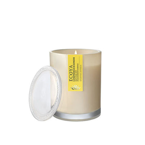 ECOYA LEMONGRASS & GINGER Metro Jar