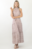 Amelia Maxi Dress- Dusty Pink