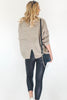 Woolly Juniper Jumper - Beige/Brown