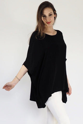 Sage basic Top - Black