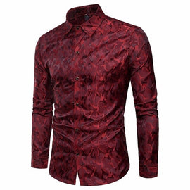 Autumn Cotton Long Sleeve Shirt