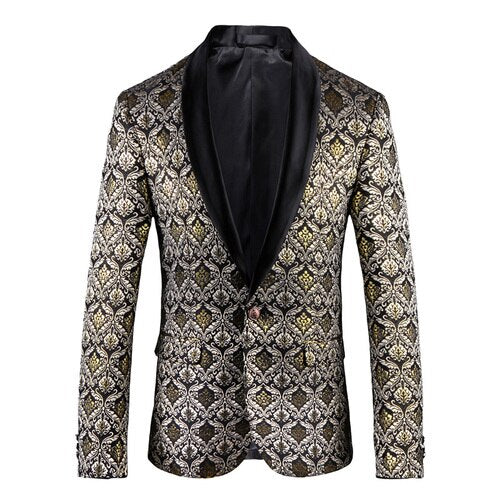 Fashion Blazer Jacket