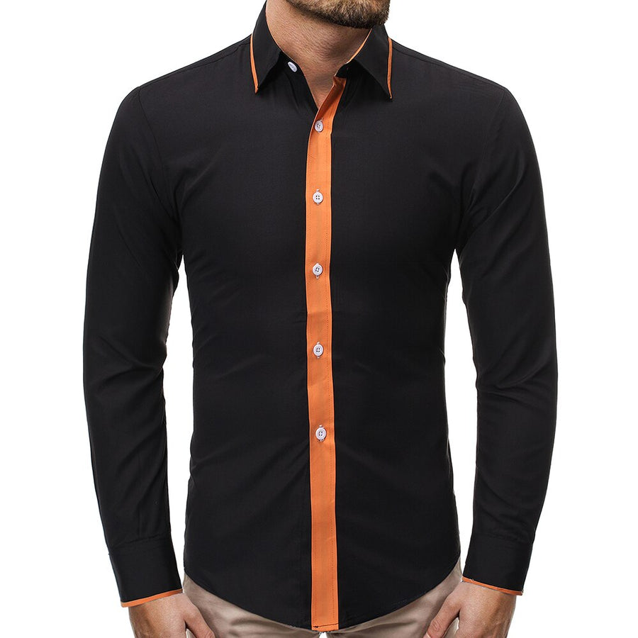 Slim Fit Long Sleeve Shirt