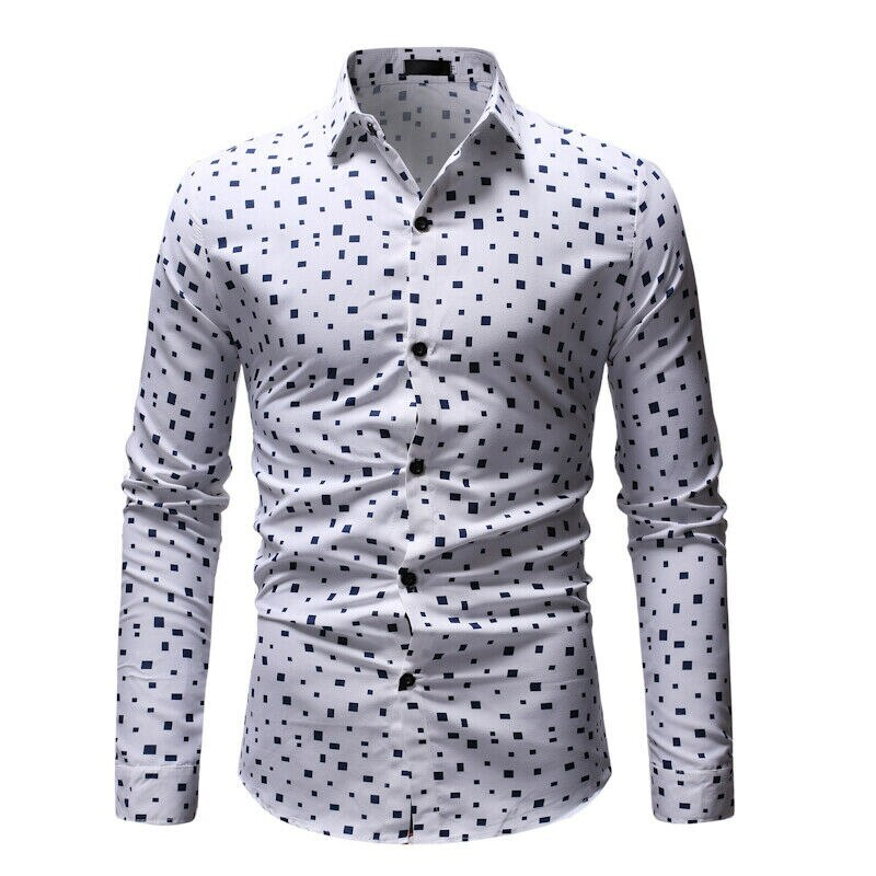 Men's Luxury Casual Formal Shirt