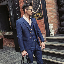 Men's Fashion Boutique Suit