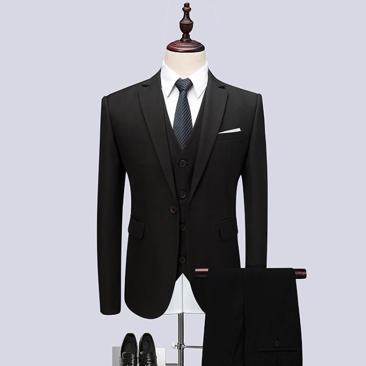 Black Classic Smoking Suit