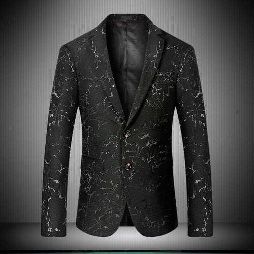 Slim Fit Party Blazer
