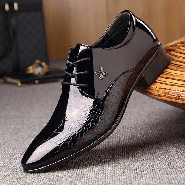 Italian Oxford Formal Shoes