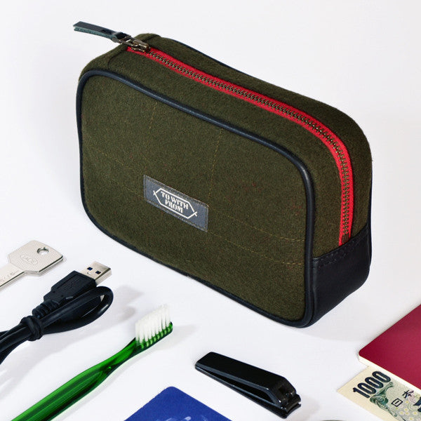Cadet Travel Case (Army Green)