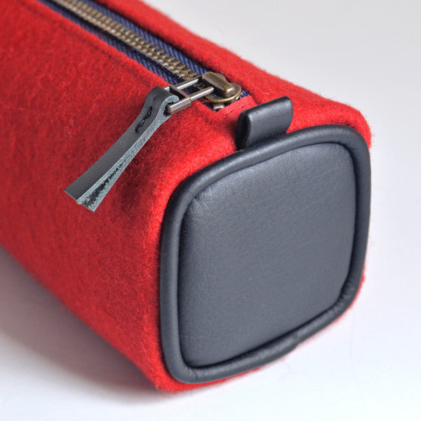 Cadet Pencil Case (Red)