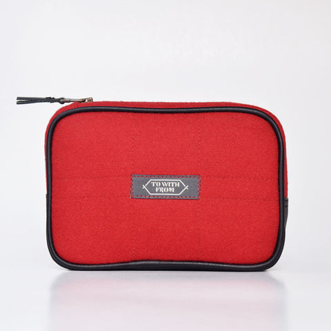 Cadet Travel Case (Red)