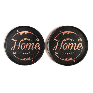 June Coasters (Set of 2 - Home)