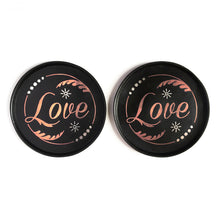 June Coasters (Set of 2 - Love)