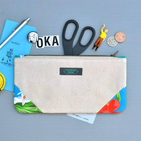 Okinawa Pouch (Off-White)