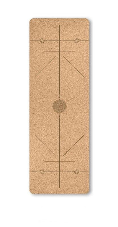 tapis yoga lotus