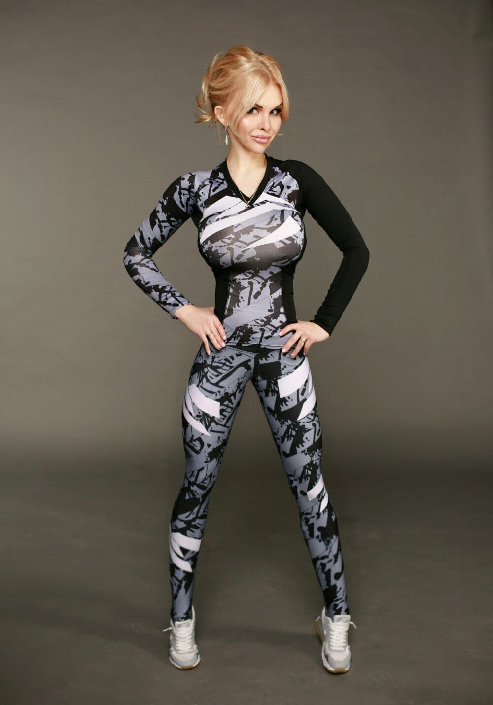 brassiere legging camouflages