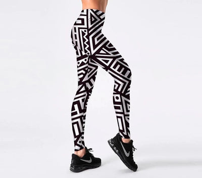 legging labyrinthe