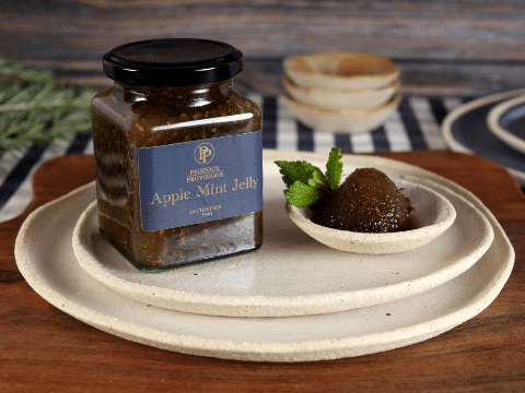 Apple Mint Jelly