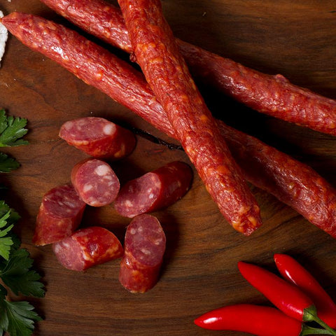 Chilli Beer Sticks