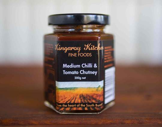 Medium Chilli & Tomato Chutney