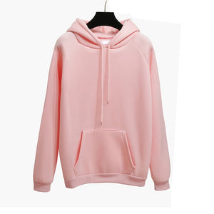 Pullover Thick Loose Women Hoodie