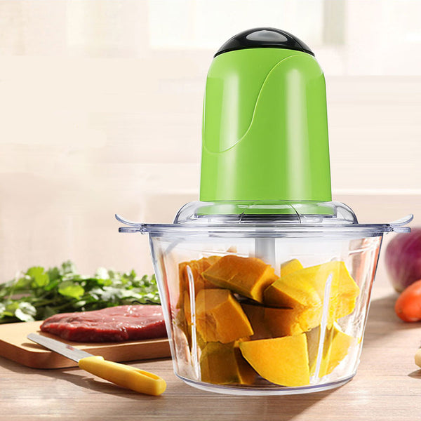 2L Electric Kitchen Meat Grinder Chopper